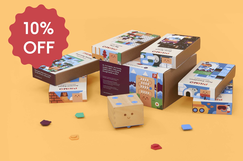 Cubetto Deluxe Plus Bundle Deal