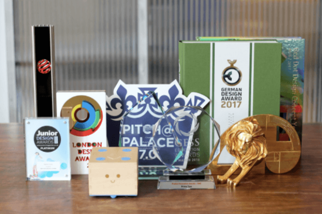 Gold for Cubetto at Cannes Festival Of Creativity - June 2016