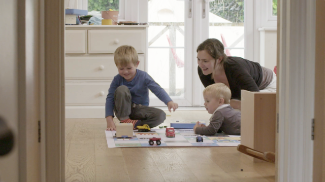 cubetto at home for young kids