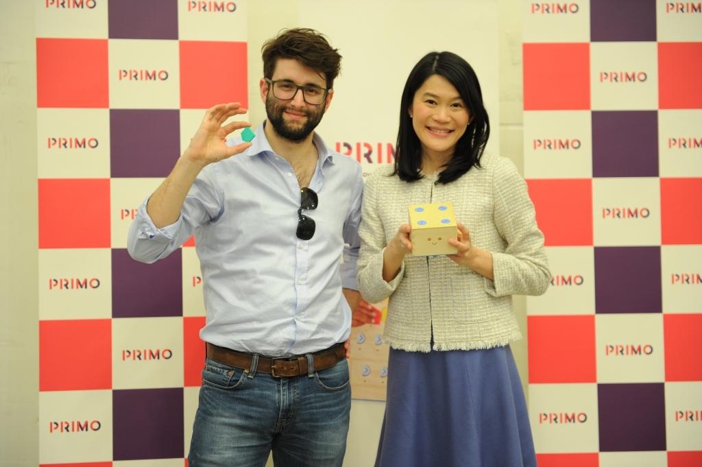 Primo Toys Japan, Filippo Yacob, Ishido Nanako