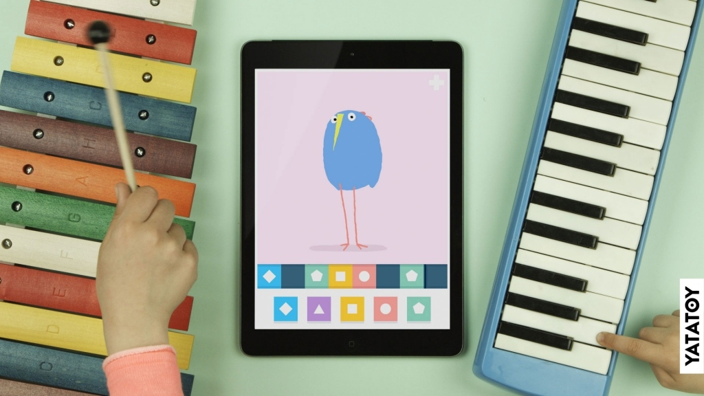 loopimal, technology for kids, how to teach children computer