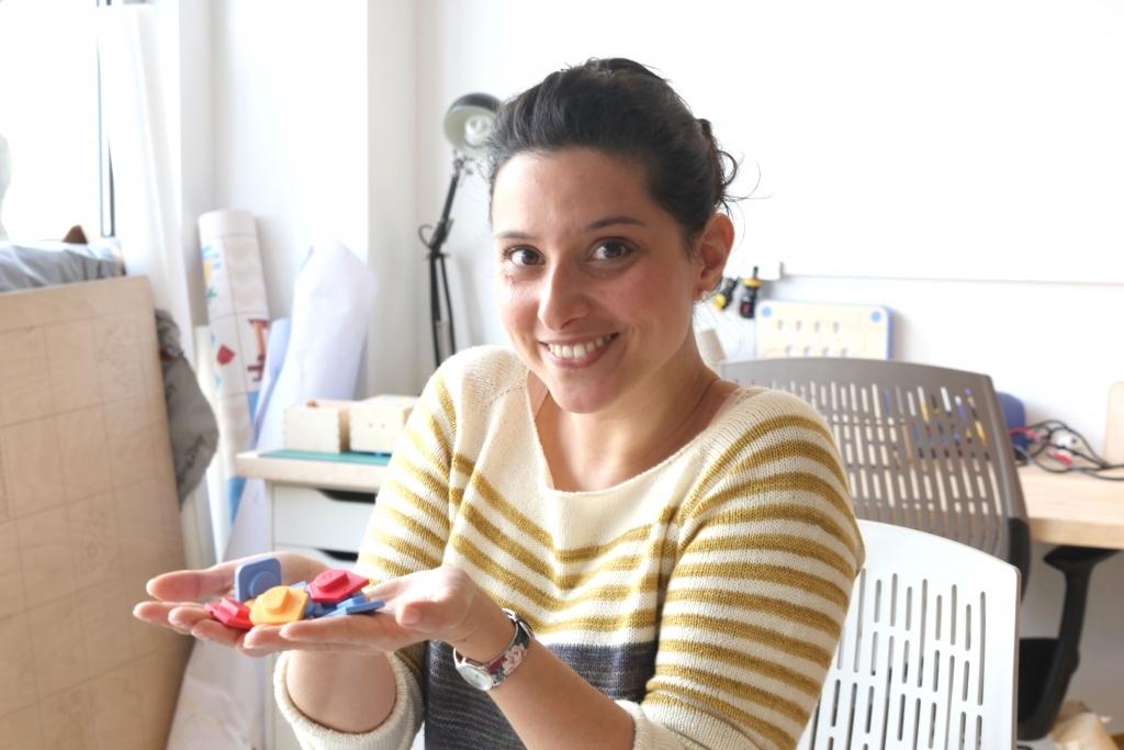 Giorgia, Primo Toys Education Team