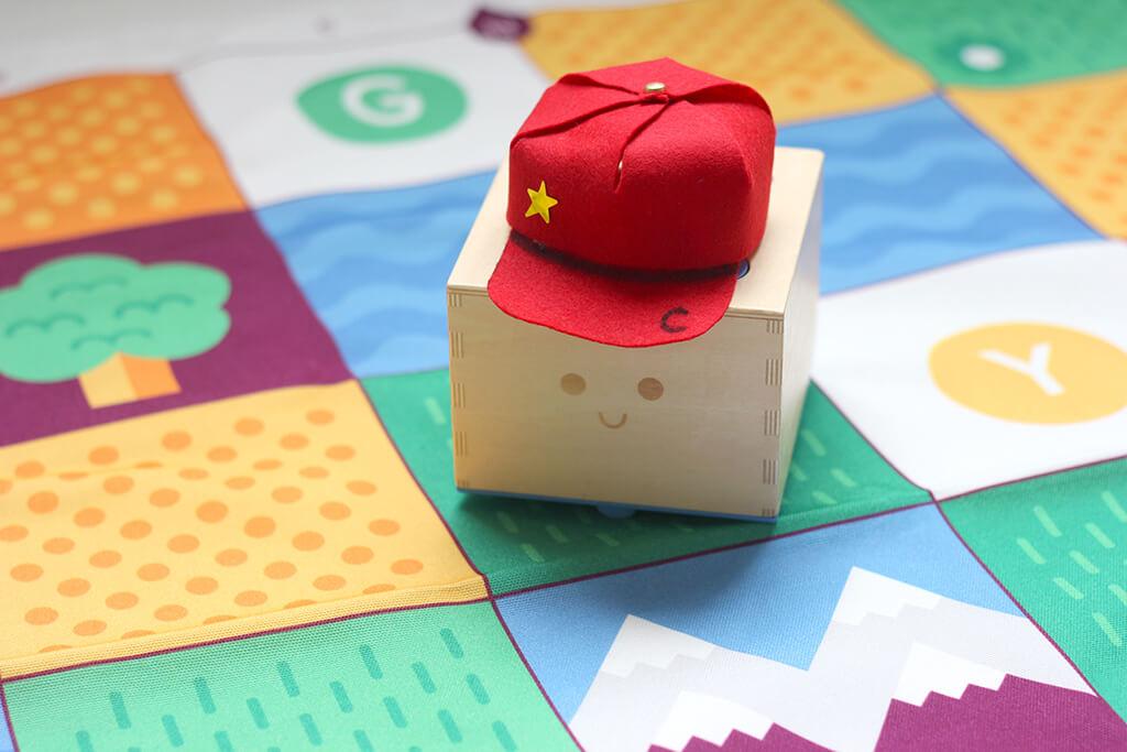 Activity | Cubetto's Baseball Cap