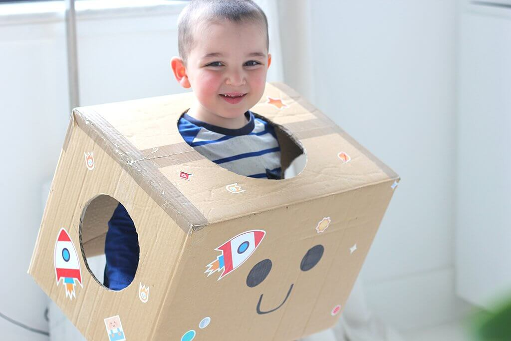 cubetto costume for halloween fancy dress