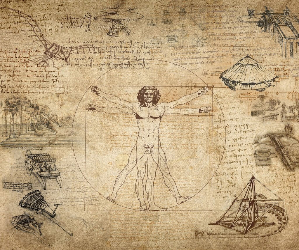 The life of leonardo da vinci and the renaissance period