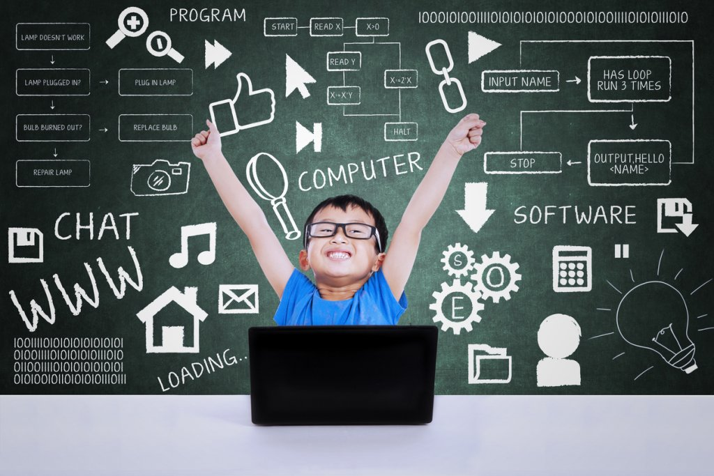 Beginning computer programming for kids