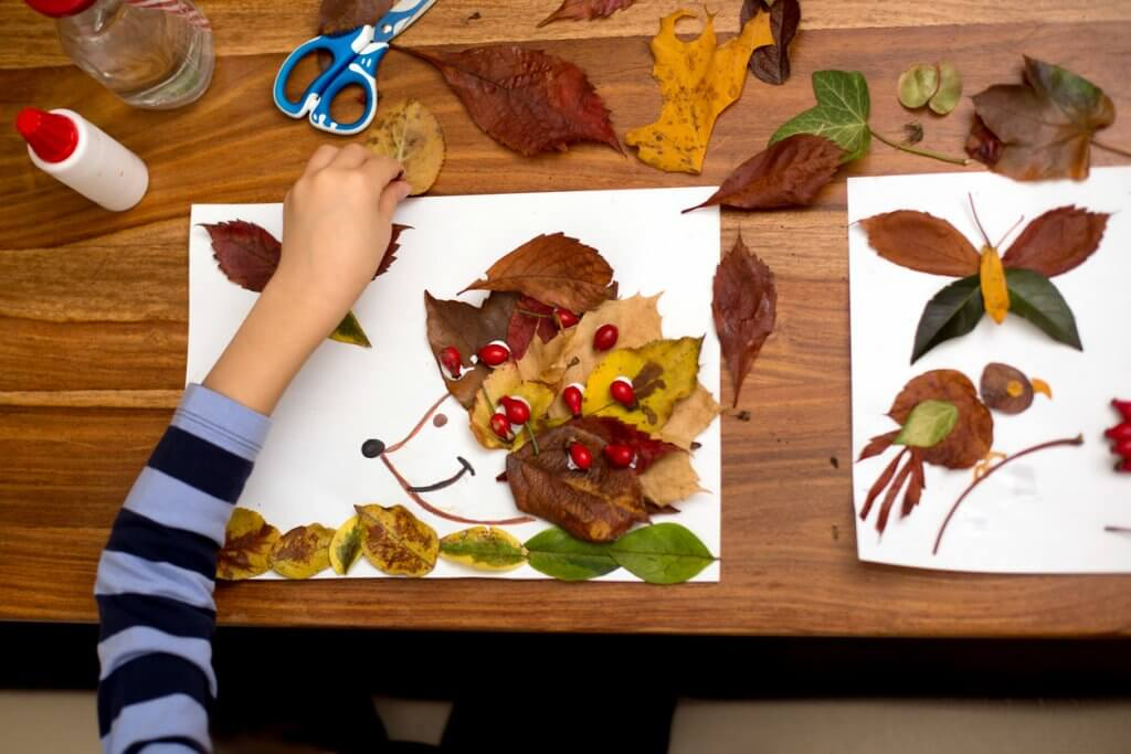 Autumn science activities