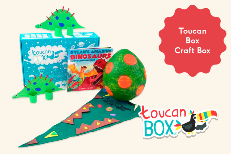 Day 11 - Super box from toucanBox