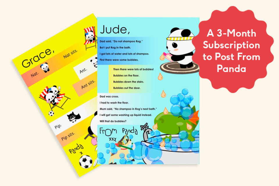 Day 4 - 3 Months Subscription to Post From Panda